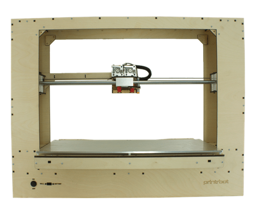 3D printer Crowdfund Drive for SimCoLab