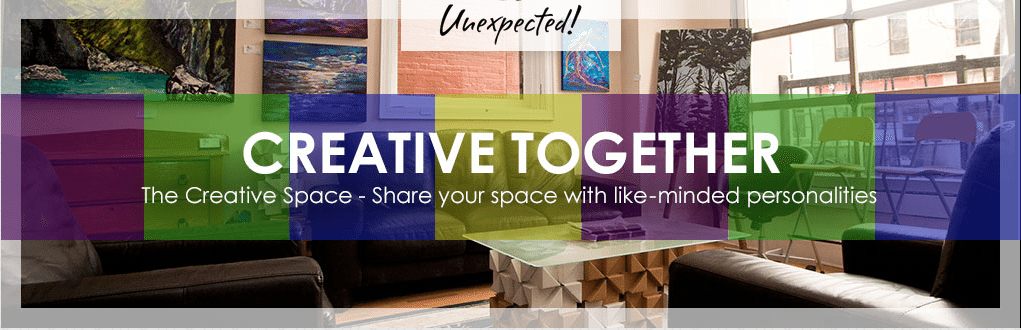 Creative Together – by Shannon Lewitsky for the BIA