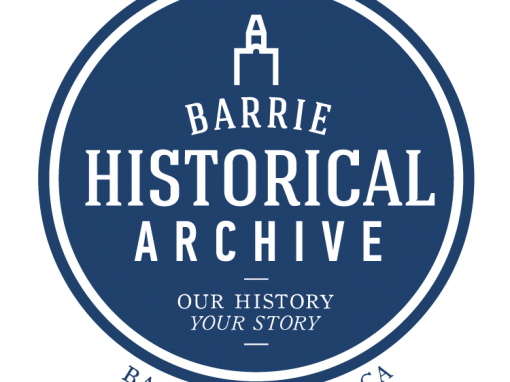 Barrie Historical Archive